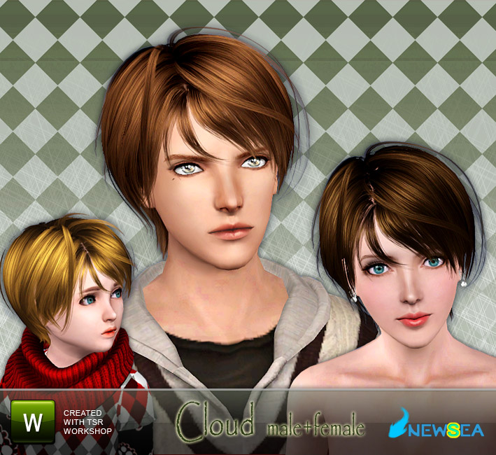 Sims 3 Updates Downloads Fashion Hair Page 25