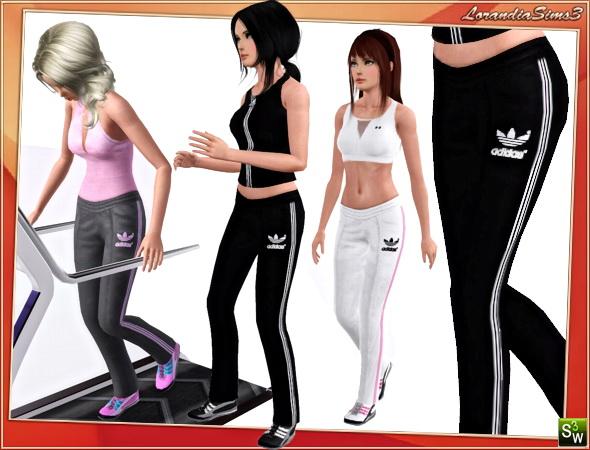 adidas leggings sims 4