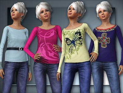 Výsledek obrázku pro the sims 3 senior