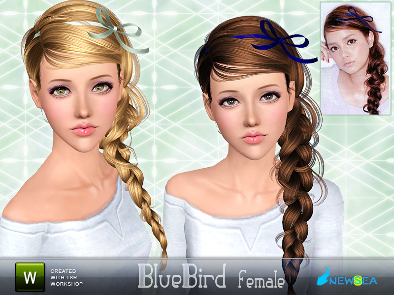 Peachy Sims 3 Updates Downloads Fashion Hair Page 36 Short Hairstyles For Black Women Fulllsitofus