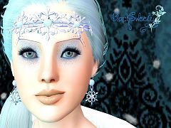 Sims 3 accessories, head, jewelry