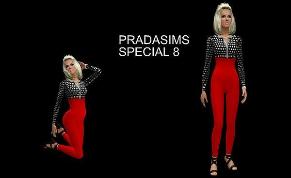 Prada Clothing Sims 4   Mount Mercy University
