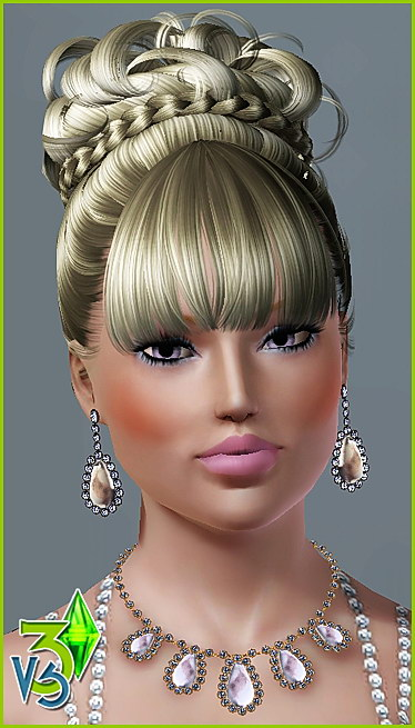 Sims 3 Wedding Hair Sims 3 updates - updates and