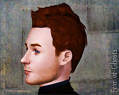 Sims 3 hair, haistyle, men