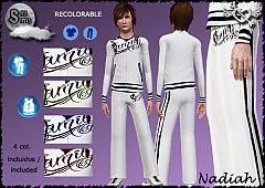Sims 3 teenager, clothing, fashion, outfit
