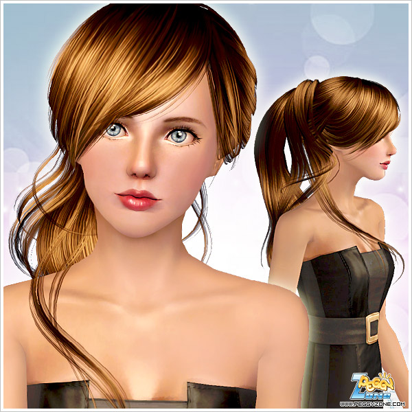Hairstyles Video Download : Sims 3 downloads from all over the world Custom Content Sites!