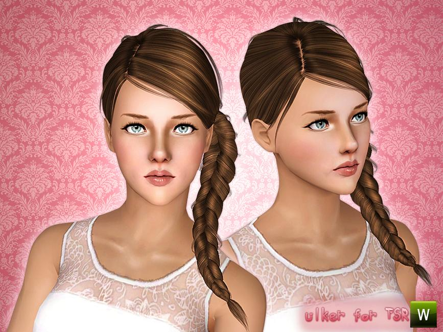 Excellent Sims 3 Updates Downloads Fashion Hair Page 43 Short Hairstyles For Black Women Fulllsitofus