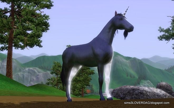 Sims 3 unicorn | ubastisims.