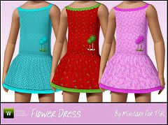 Sims 3 dress, fashion, clothing, girls