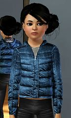 Sims 3 jacket, top, fashion