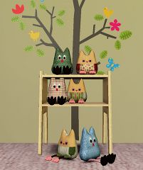 Sims 3 owl, deco, decorative, sims3