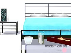 Sims 3 bedroom, furniture, objects