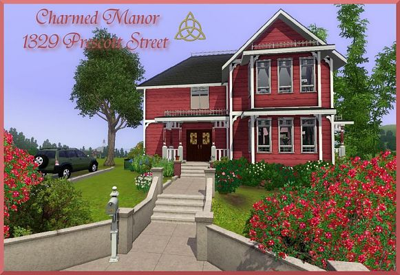 sims 3 updates - mod the sims: halliwell manorheaven sent 8 18