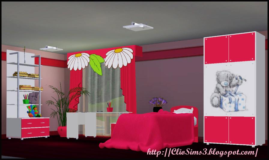 Комнаты симс 3