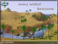 Sims 3 paintings, decor, objects, world