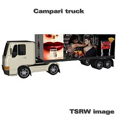 Sims 3 truck, car, vehicle, auto
