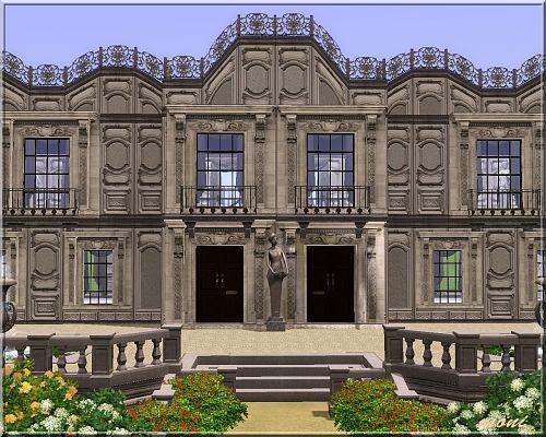 Дворцы Симс 3