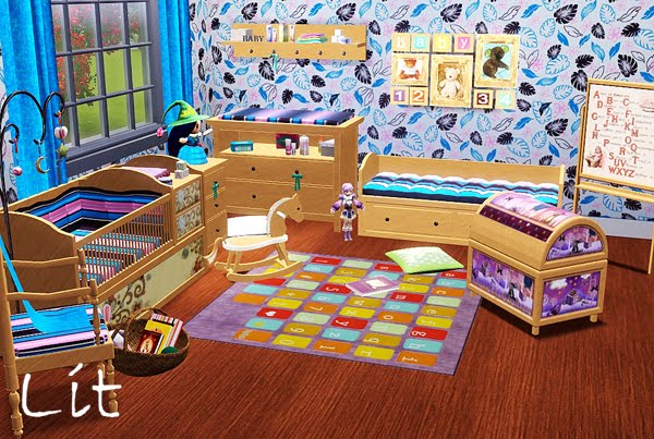 Sims Nursery