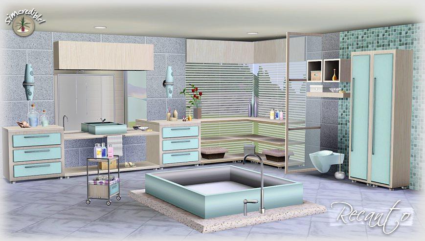 4 for Bathroom ideas sims 3
