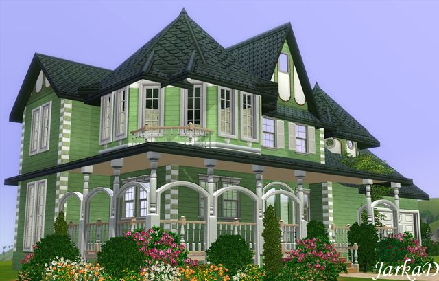 Sims 3 victorian world download