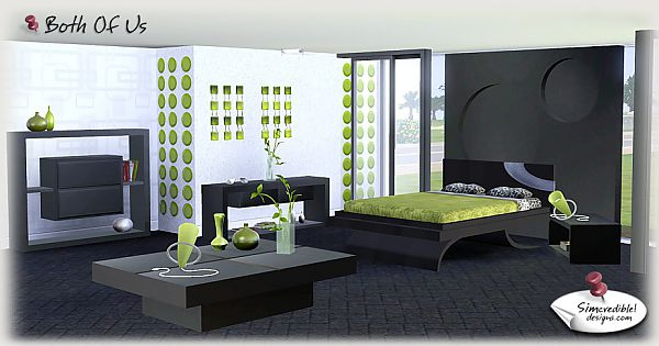 Bedroom Designs Sims 3 sims 3 updates - simcredible designs: both of us bedroom available