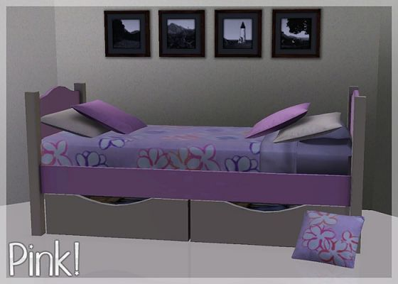 Sims 3 bedroom, furniture, objects, decorative