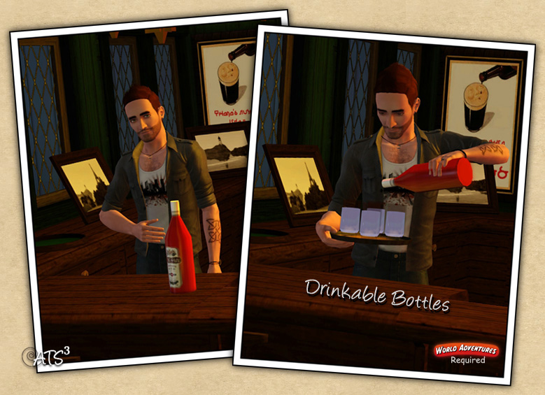 Sims 3 Updates - Downloads / Objects / Decor - page 63