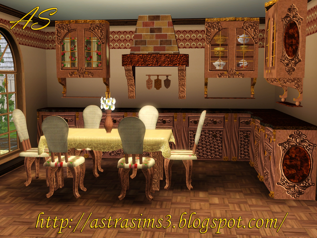 Sims 3 Kitchen Sims 3 Updates Downloads Objects Kitchen Page 12