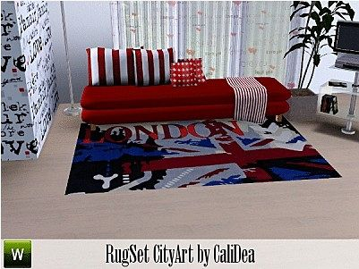 Sims 3 rugs, decor, object, sims3, sims 3