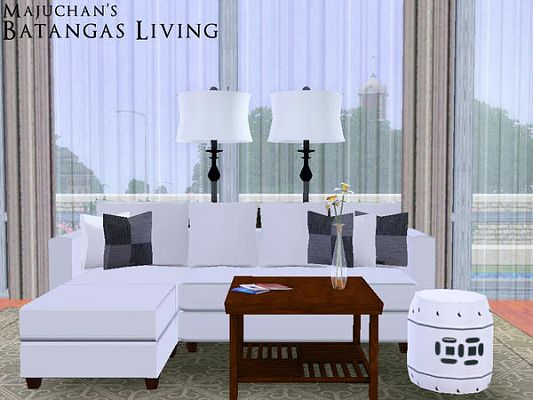 Sims 3 Living Livingroom Set Furniture Sims 3 Updates Updates And Finds  From My Little The Sims 3 World Part 13