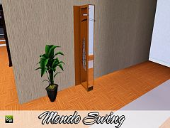 Sims 3 furniture, object, wardrobe, swing, hall
