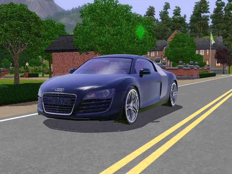 Sims 3 Updates Downloads Objects Cars Page 2
