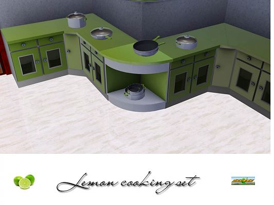 Sims 3 kitchen, set, cooking