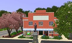 Sims 3 store, community, lot, consigment
