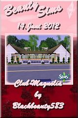 Sims 3 club, lot, community
