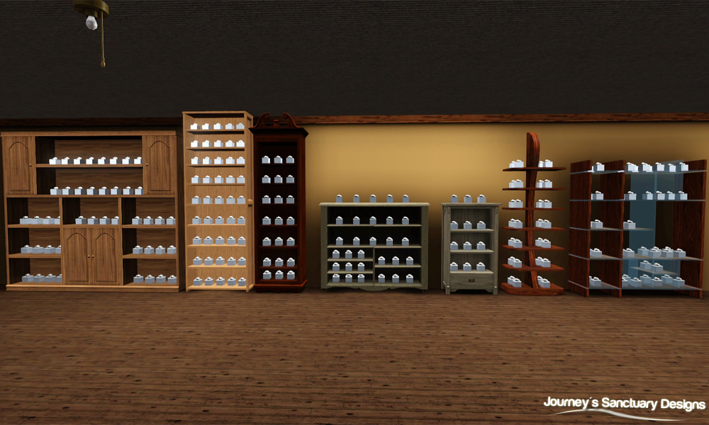 Fridge Stores All Kinds of Harvests v1.0 - Sims 3 sims 4