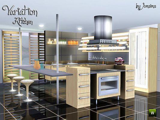 Kitchen Decor Sims 3 Resource