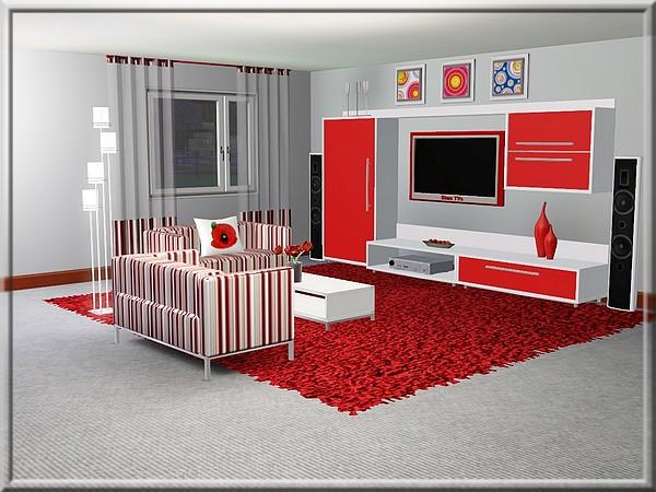 Erfreut Sims 3 Wohnzimmer Modern Zeitgenössisch - Die besten ...