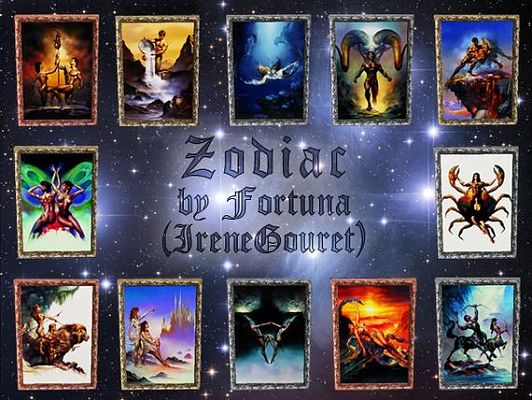 Sims 3 paintings, zodiac, objects