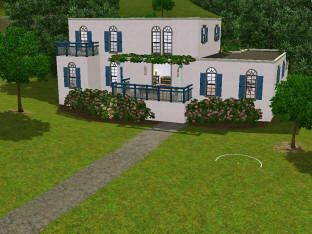 Sims 3 house, building, family, lots
