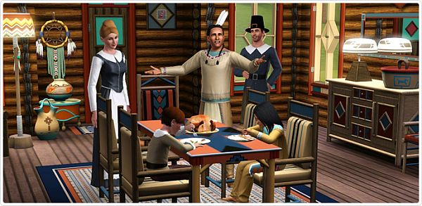 Sims 3 furniture, decor, objects, indian