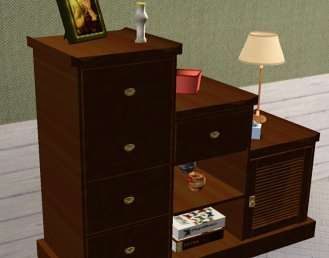 Sims 3 furniture, living