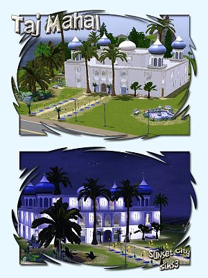 Sims 3 house, lot, architecture, build, home, sims