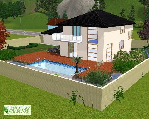 Sims 3 House Designs Image Search Results