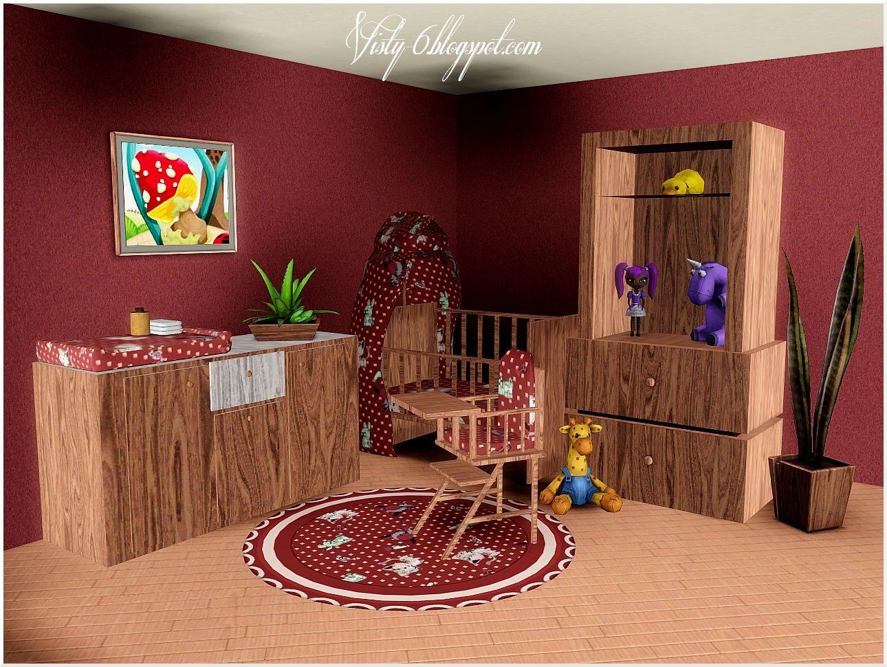 Фото мебели из игры sims 6