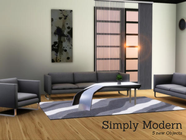 Sims 3 Updates - Downloads / Objects / Livingroom - page 51