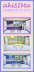 Sims 3 kitchen, recolors, furniture