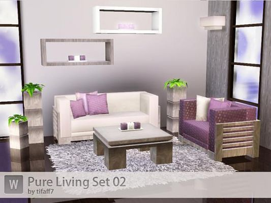 Sims 3 Living Livingroom Furniture Set. Sims 3 Updates And Finds From  Lorandia Newsea Part 79