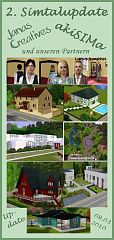 Sims 3 residential, community, lots, buildings
