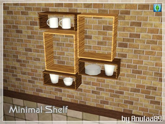 Sims 3 shelf, furniture, objects
